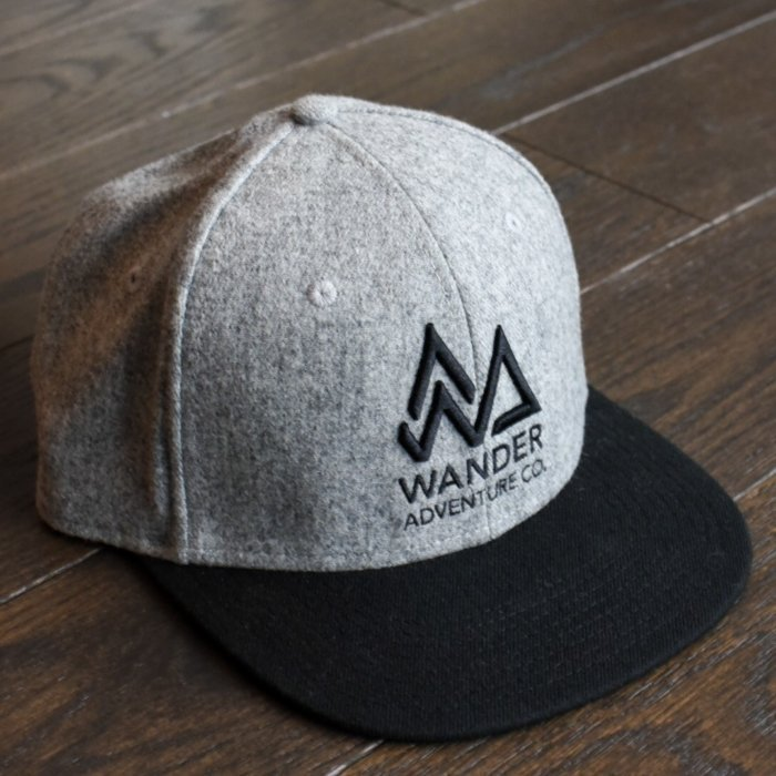 Wander Adventure Co Hat